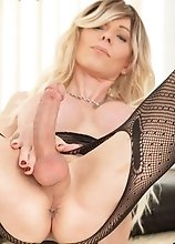 Joanna Jet - Bodystocking Sweetheart
