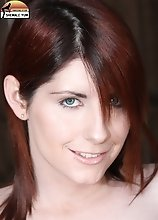 Sweet young LA T babe Amy is a very natural girl with a unique look